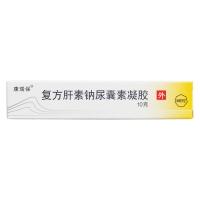 復方肝素鈉尿囊素凝膠(康瑞保)