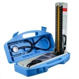 魚躍保健盒A型(臺式水銀血壓計+聽診器)