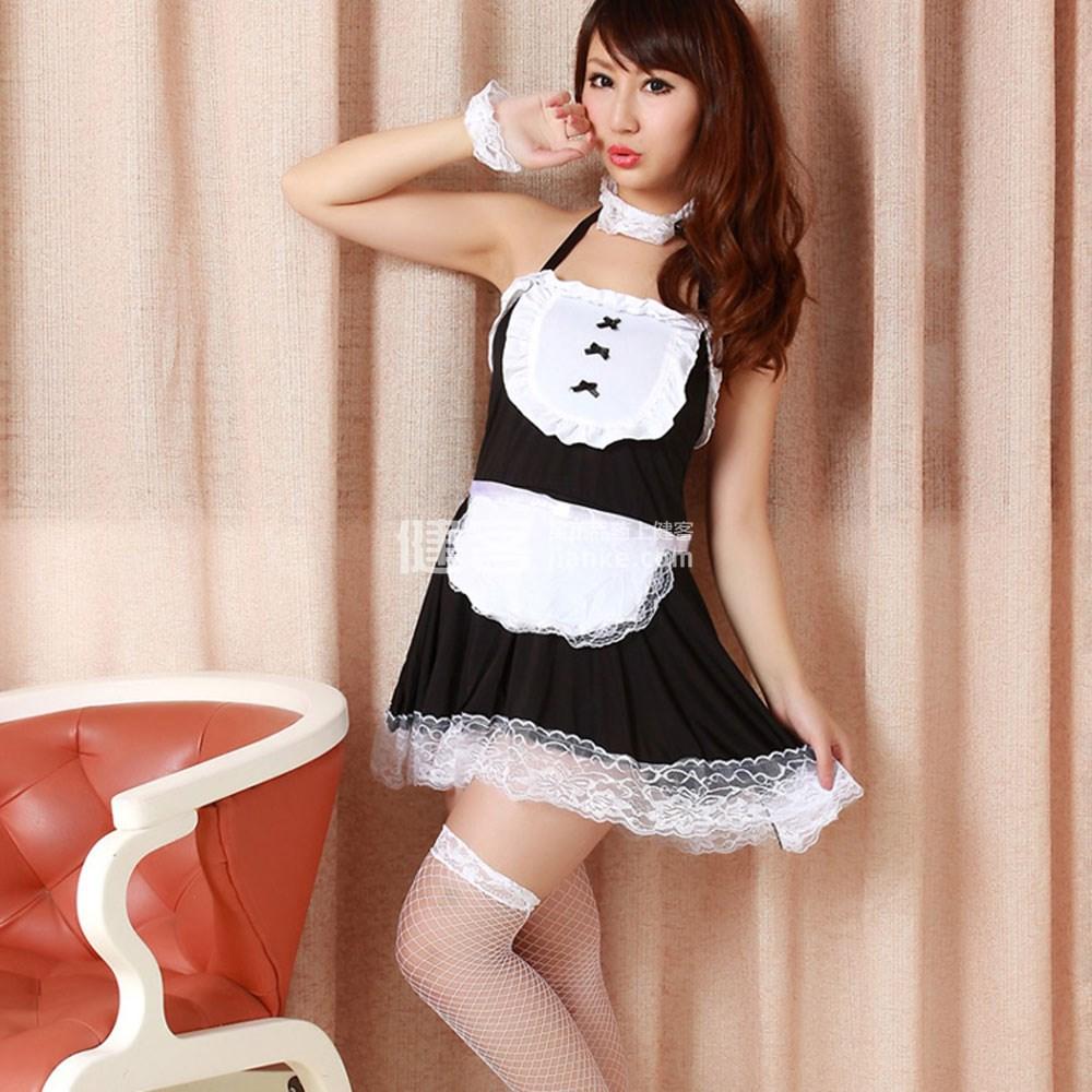 创享 情趣内衣 角色制服可爱女仆装