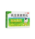 氨金黃敏顆粒(太福)可以與綠茶一起服用的嗎?