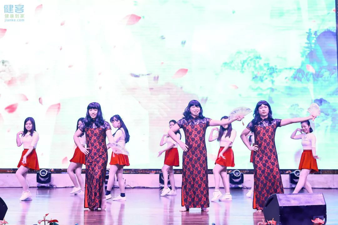 健客2019新春团拜会小年夜落幕  一场千余健客人的庆典盛宴