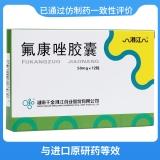 氟康唑胶囊(湘江)